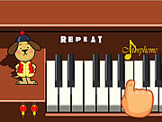 Klavier-Hündchen