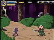 3 pés Ninja II