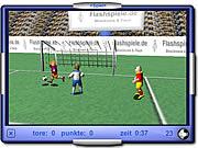Gioco del calcio 3D