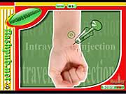 Experiencia de la inyección
