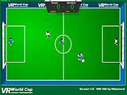 VRワールドカップサッカー大会