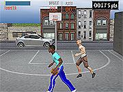 ストリートボール対決