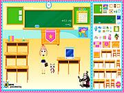 Cambio de imagen de la sala de clase