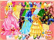 Полные цветы Princess