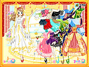 Cinderella Ballroom Dress up