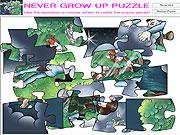 Nunca crecer el rompecabezas