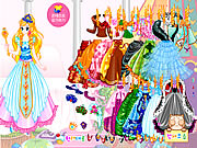 Princesa Vestido Dressup
